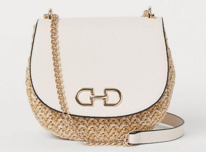 H&M, borsa tracolla