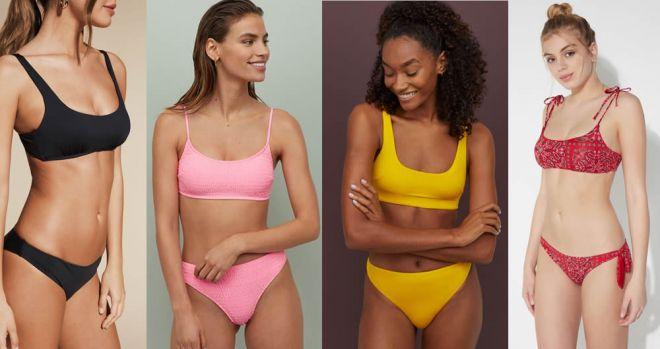 Bikini brassiere: lo sporty trend che piace alle fitness addicted e non solo