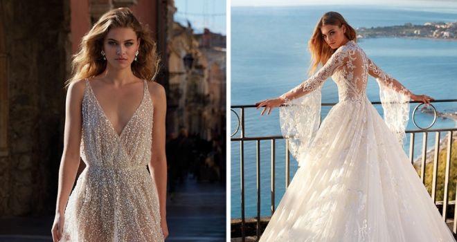 From Italy to Nicole: la nuova collezione di abiti da sposa 2021 ispirata all'Italia