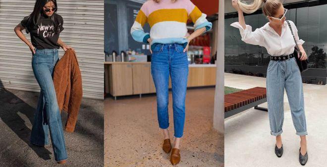 Jeans donna inverno 2021