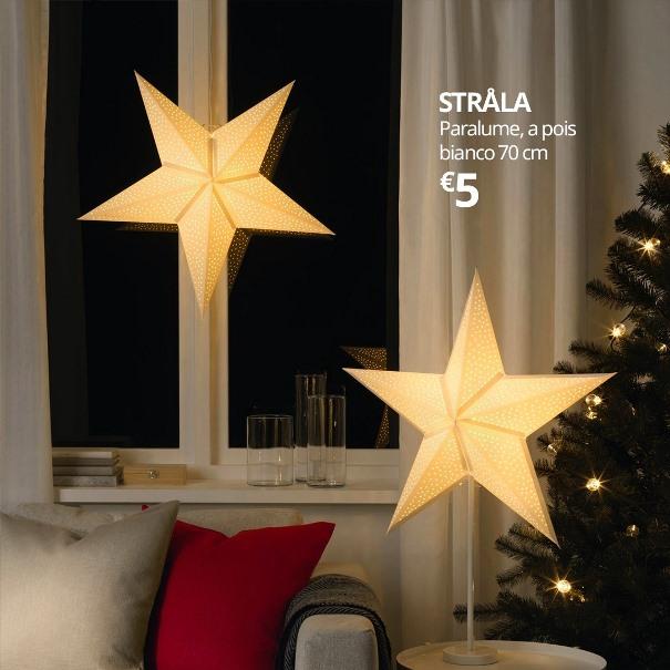 Ikea luci