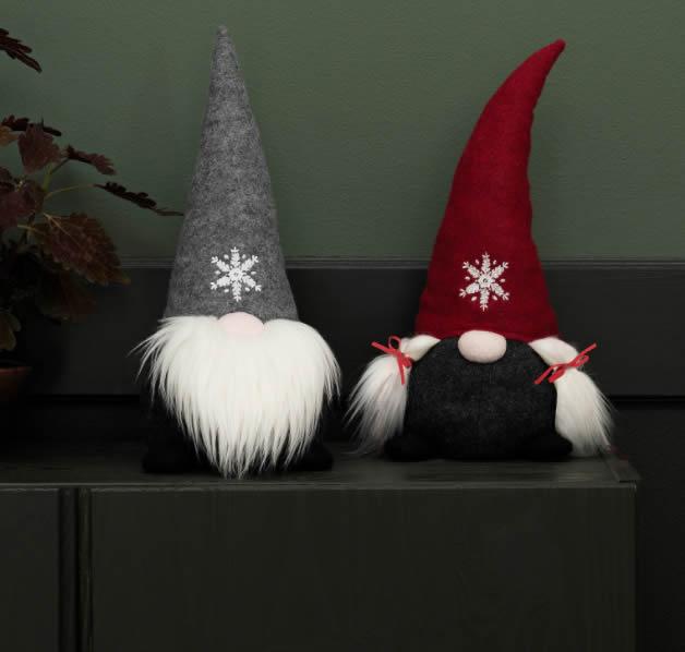 Pupazzi natalizi Ikea