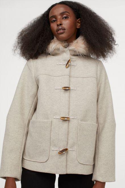H&M, cappotto corto