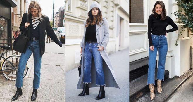 Straight jeans: lo stile street di un classico senza tempo