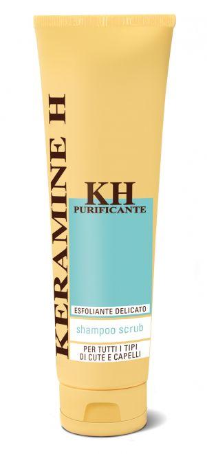 Keramine H - Shampoo Scrub Purificate