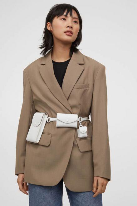 Cintura con borse H&M