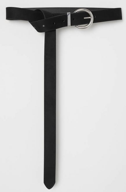 H&M cintura lunga