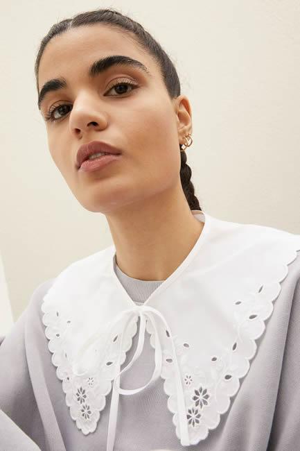 H&M, colletto