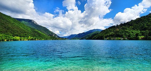 Bandiere Blu 2021: Trentino Alto Adige