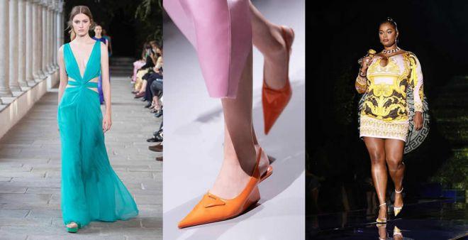 Trend dalle sfilate della Milano Moda Donna primavera estate 2022