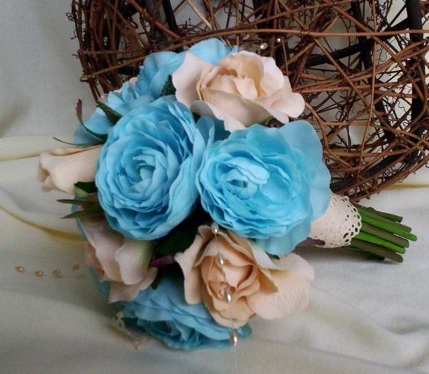 Matrimonio Fiori Azzurri : Foto bouquet tipo di fiori peonie