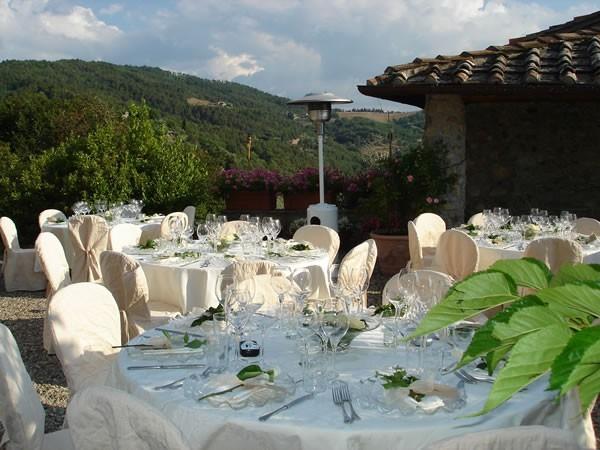 Tema Matrimonio Segni Zodiacali : Foto allestimenti location casale