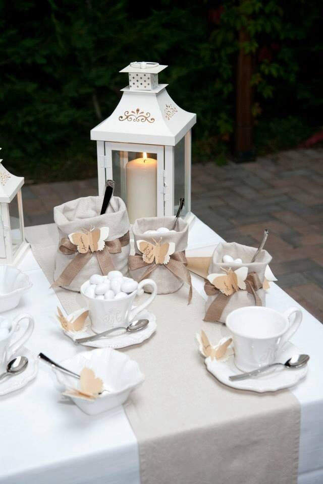Allestimenti Matrimonio Rustico : Foto allestimenti ricevimento confettate