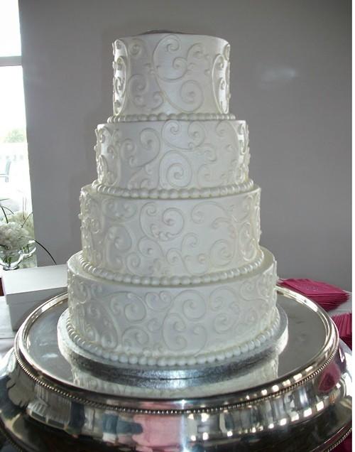 Foto torte nuziali matrimonio for Piani di fattoria bianca