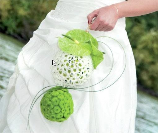 Bouquet Sposa Moderni.Foto Bouquet Stile Moderno
