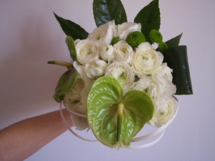 Bouquet Sposa Anthurium.Foto Bouquet Tipo Di Fiori Anthurium