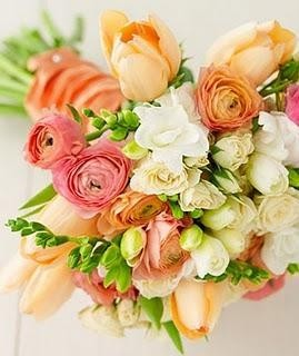 Bouquet Sposa Arancio.Foto Bouquet Colore Arancione