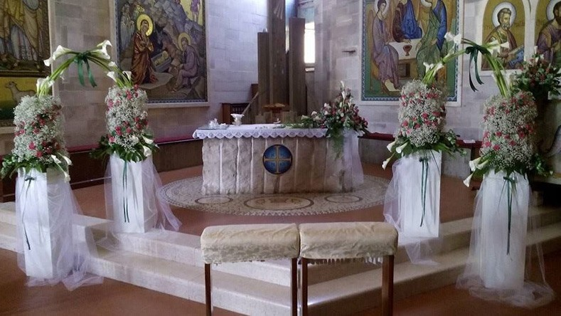Addobbi Floreali Matrimonio Azzurro : Foto addobbi floreali tipo di fiori calle