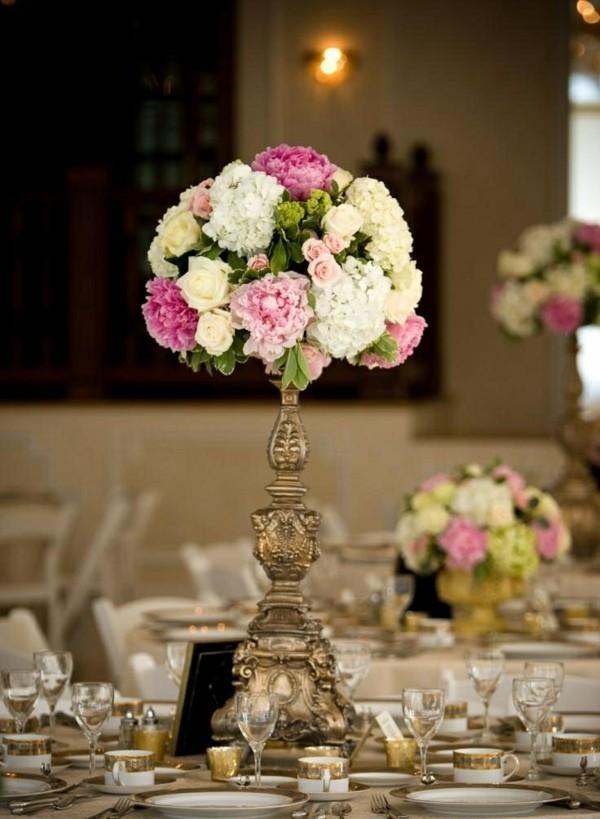 Addobbi Floreali Matrimonio Azzurro : Foto addobbi floreali colore rosa
