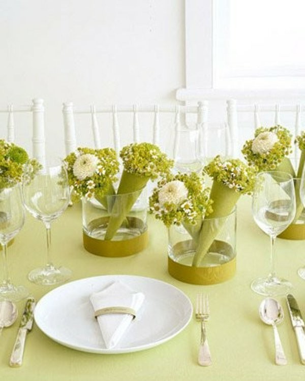 Addobbi Floreali Matrimonio Azzurro : Foto addobbi floreali materiale vetro