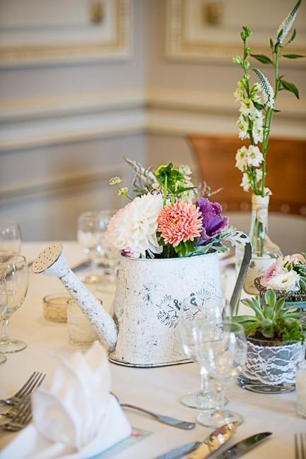 Addobbi Floreali Matrimonio Azzurro : Foto addobbi floreali tipo di fiori campestri