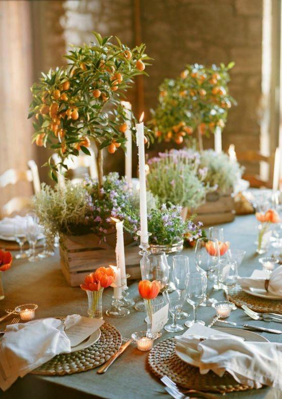 Addobbi Floreali Matrimonio Azzurro : Foto addobbi floreali tipo di fiori frutta e verdura
