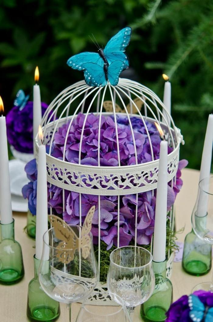 Addobbi Matrimonio Azzurro : Foto addobbi floreali centrotavola shabby chic