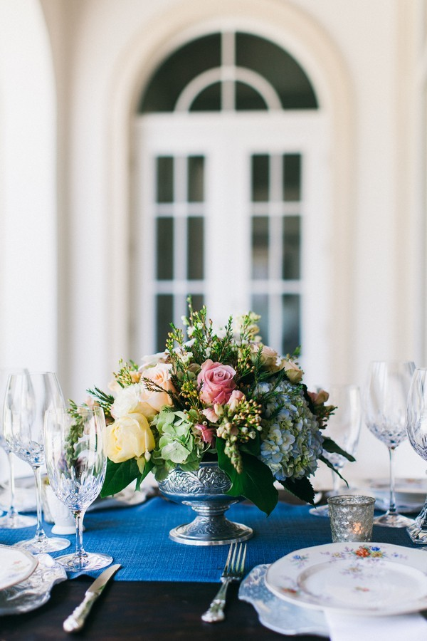 Addobbi Floreali Matrimonio Azzurro : Foto addobbi floreali colore giallo