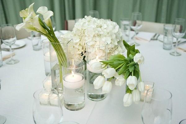 Foto addobbi floreali tipo di fiori ortensie for Addobbi 25 anni di matrimonio