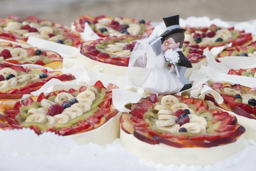Foto Torte nuziali cake topper Originali