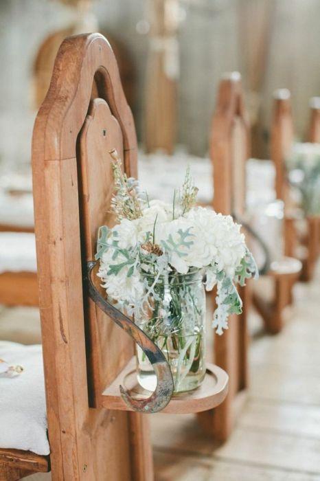 Addobbi Floreali Matrimonio Rustico : Foto addobbi floreali matrimonio