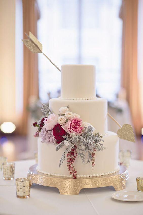 spesso Foto Torte nuziali Matrimonio XN39