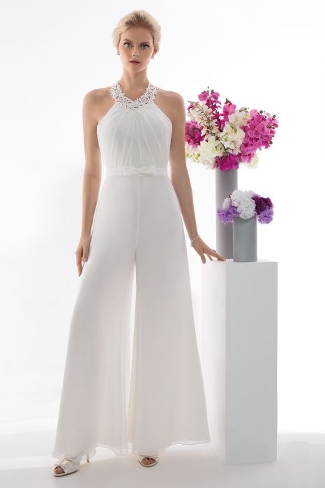 Abiti da sposa pantaloni